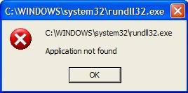 How to fix missing rundll32.exe error