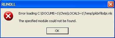 rundll32.exe virus