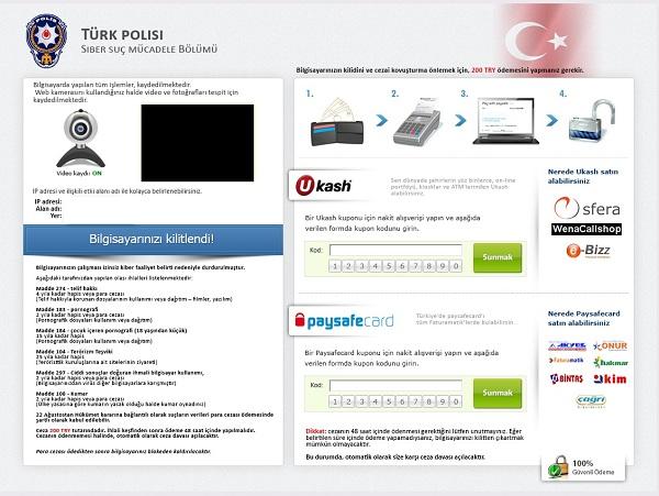 turk polisi virus