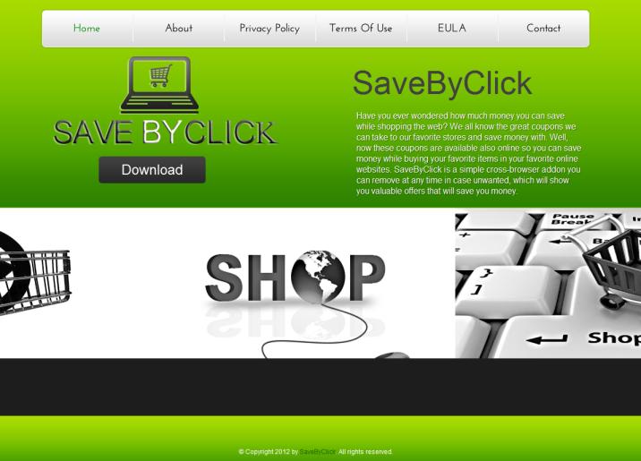 savebyclick adware