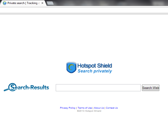 remove HotSpot Shield Elite Toolbar