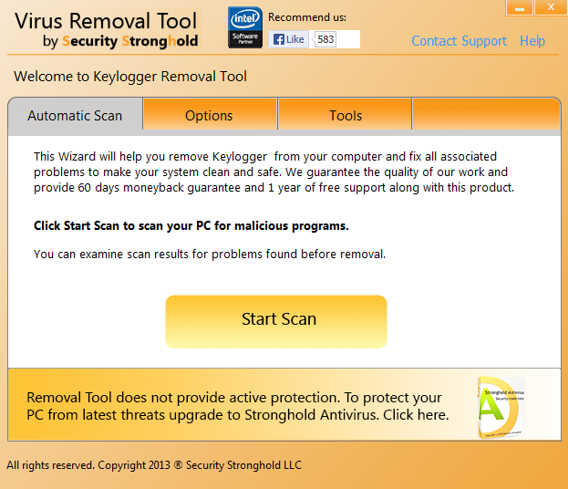 How to detect and remove keylogger from your computer