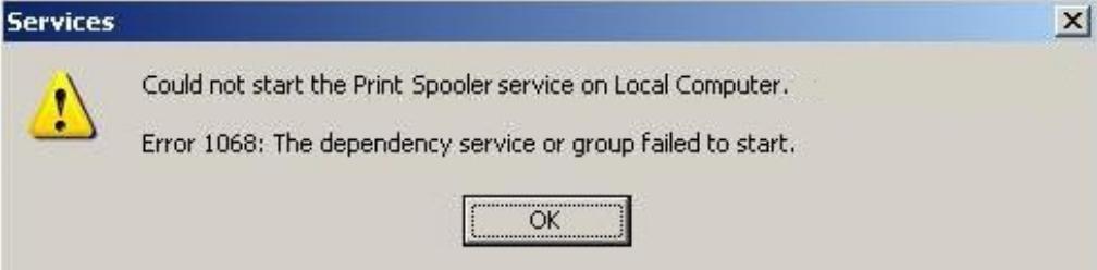 print spooler fix