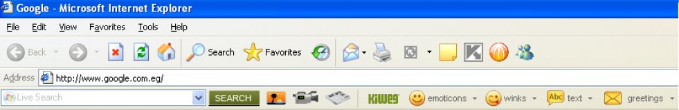 remove Kiwee Toolbar