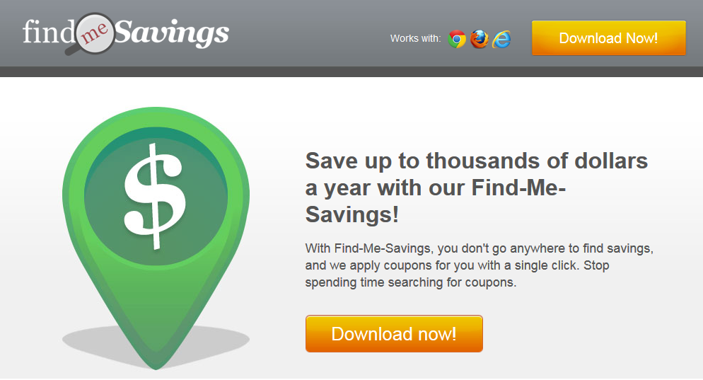 remove Find Me Savings