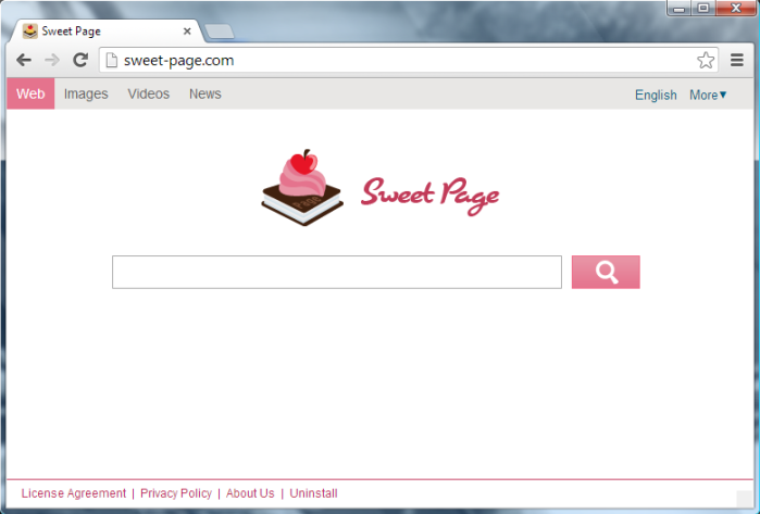 remove Sweet-Page.Com