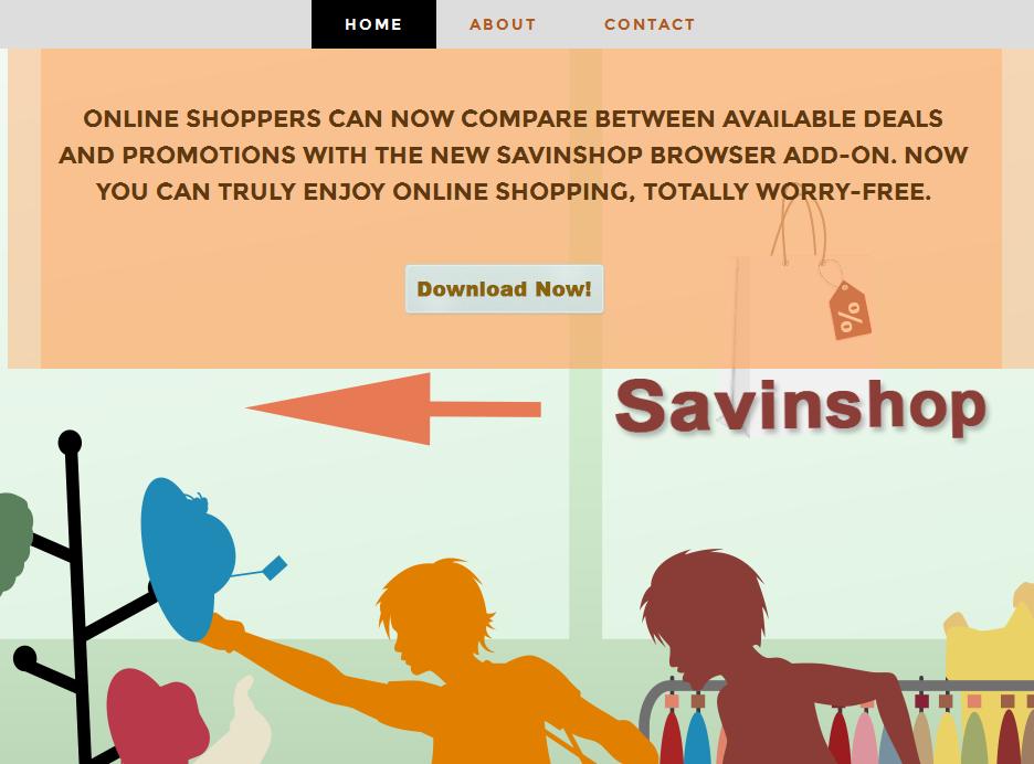 remove Savinshop