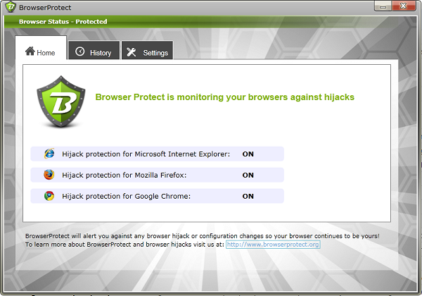 remove Browser Protect