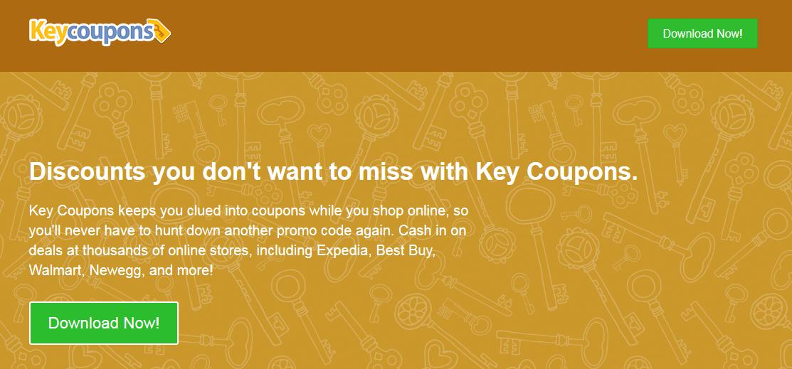 remove KeyCoupons