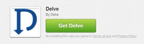 remove Delve