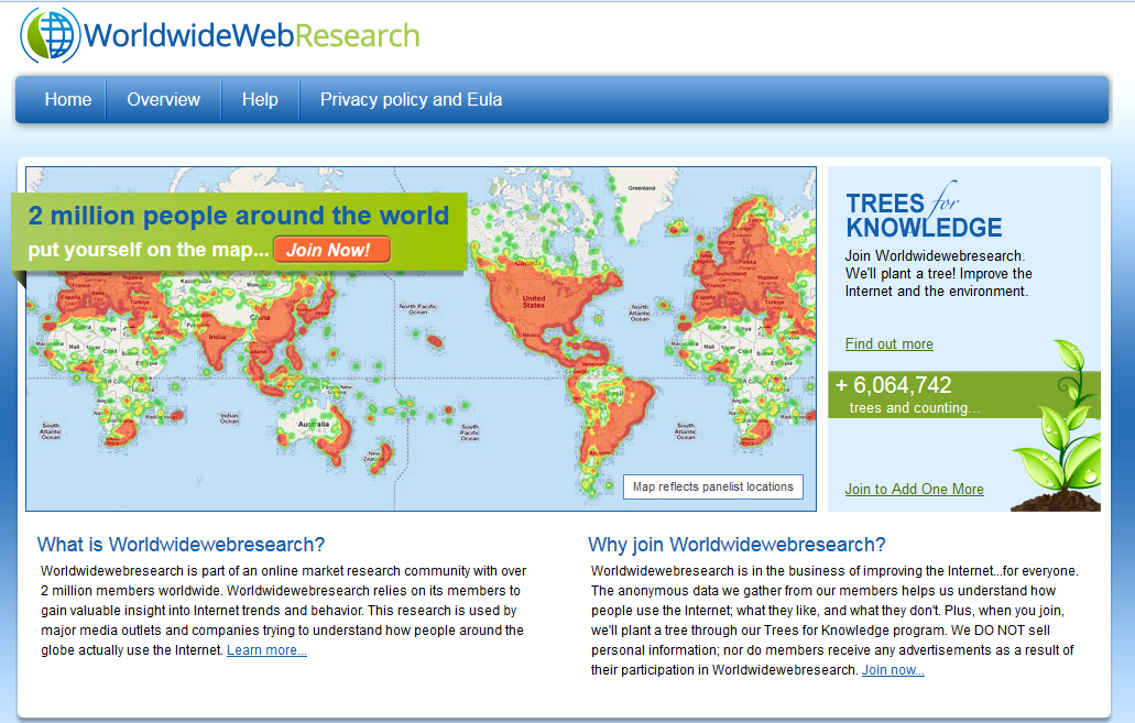 remove Worldwide Web Research
