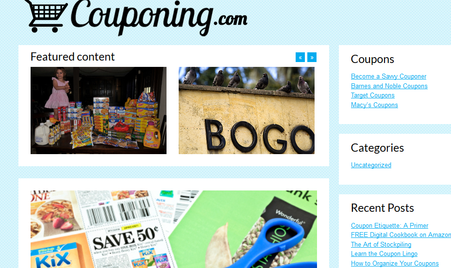 remove Couponing