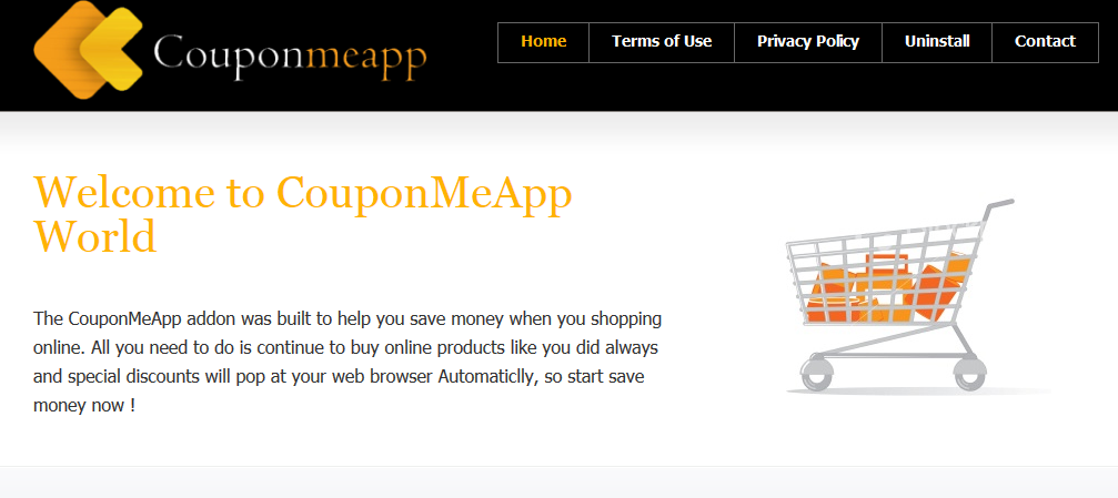 remove CouponMeApp