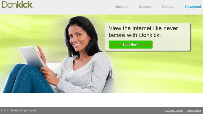 remove Donkick