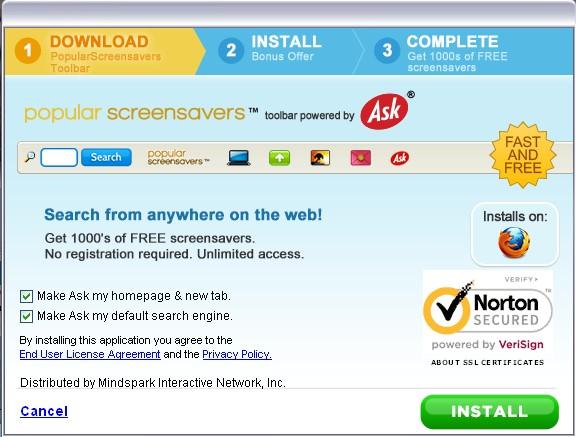 remove PopularScreenSavers