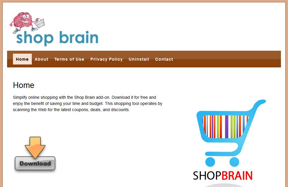 remove ShopBrain