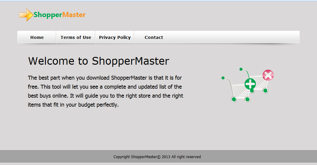 remove ShopperMaster