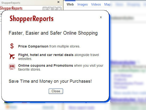 remove ShopperReports