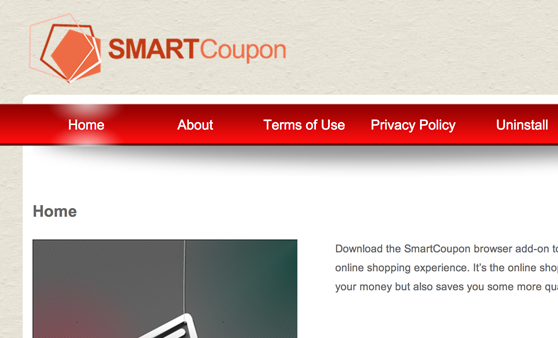 remove SmartCoupon