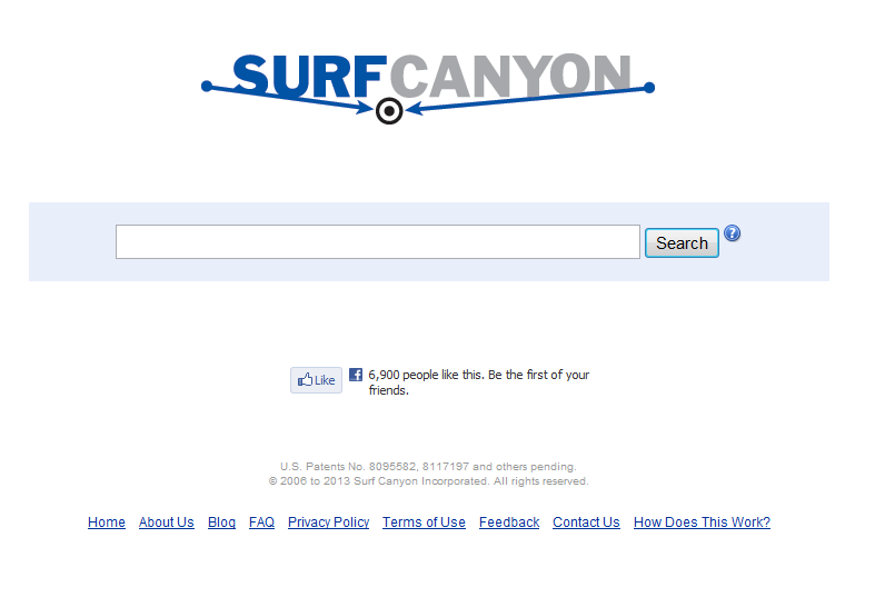 remove Surf Canyon