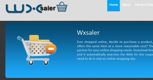 remove WxSaler