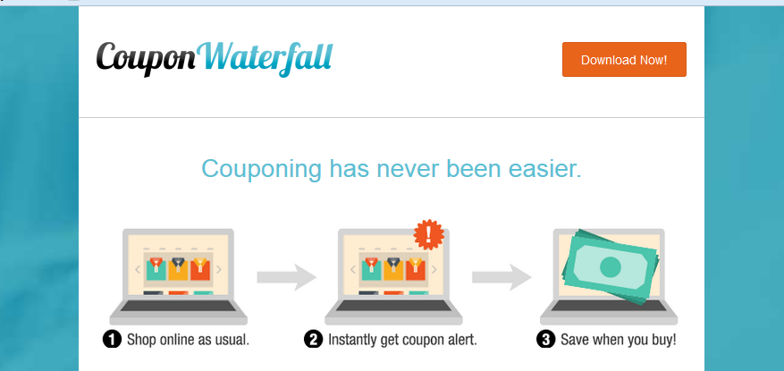 remove Coupon WaterFall