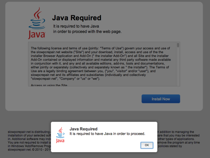 remove Java-tips.net