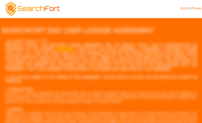 You can remove SearchFort from your computer