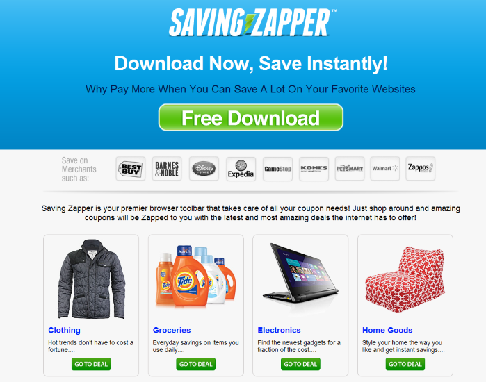 remove Saving Zapper