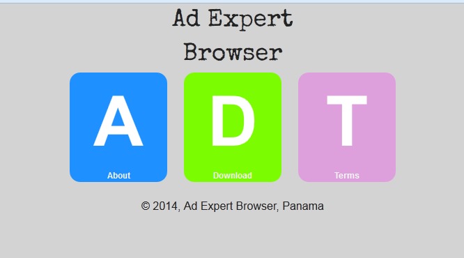 You can remove Ad Expert Browser from your computer