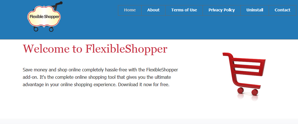 You can remove FlexibleShopper from your computer