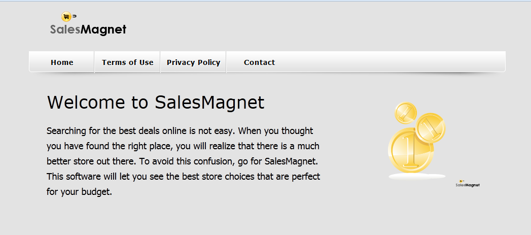 You can remove SalesMagnet from your computer