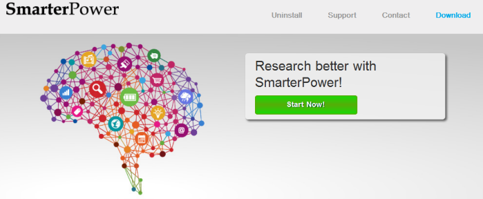 You can remove SmarterPower from your computer