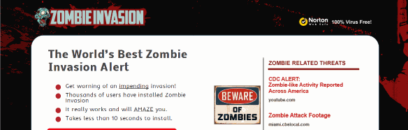 You can remove Zombie Invasion from your computer
