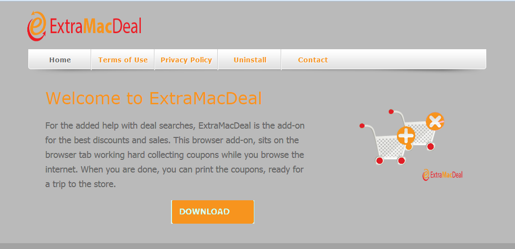 You can remove ExtraMacDeal from your computer