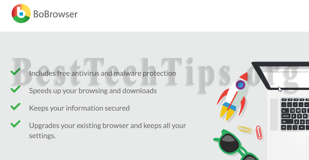 You can remove BoBrowser from your computer