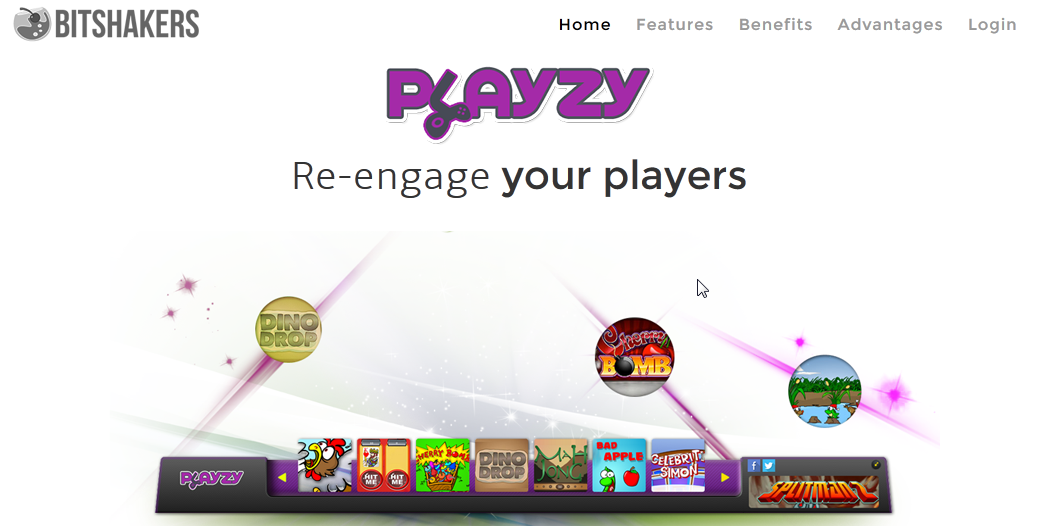 You can remove Playzy from your computer