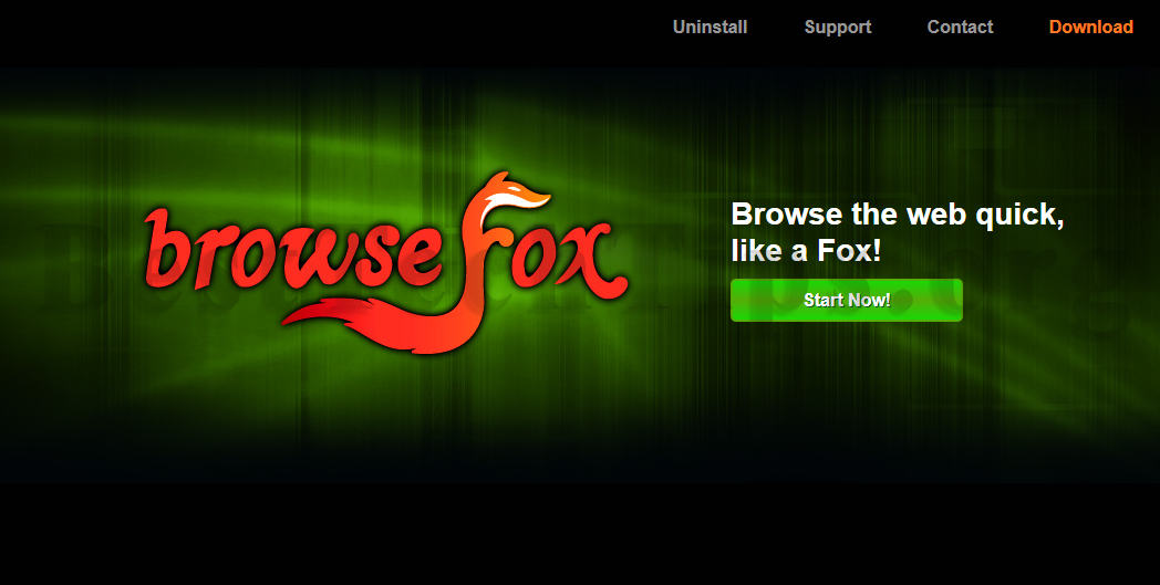 Get rid of BrowseFox