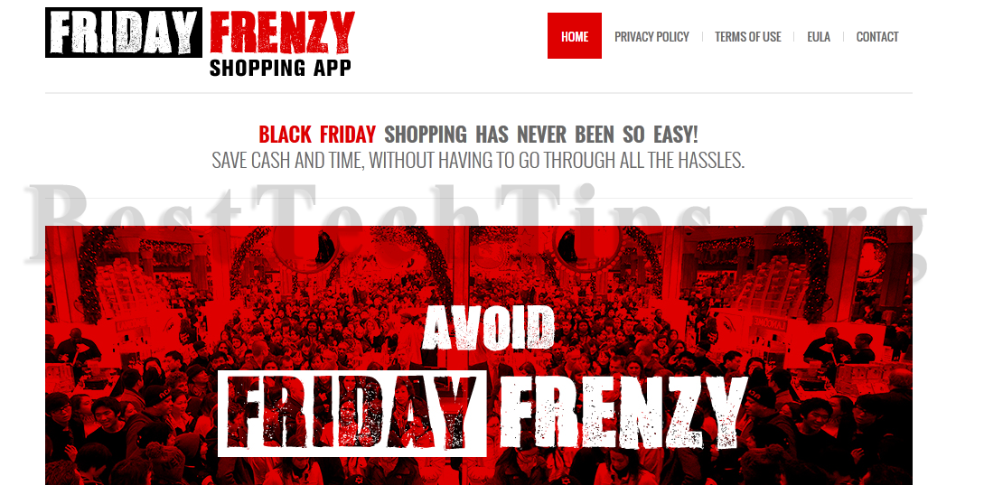 You can remove Friday Frenzy from your computer