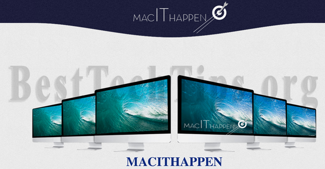 Get rid of MacITHappen