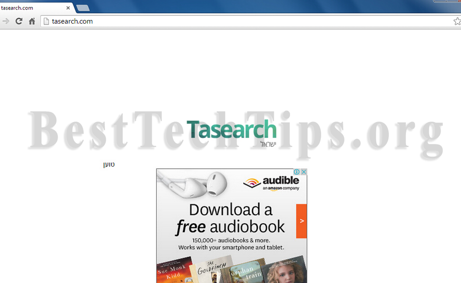 Get rid of Tasearch.com