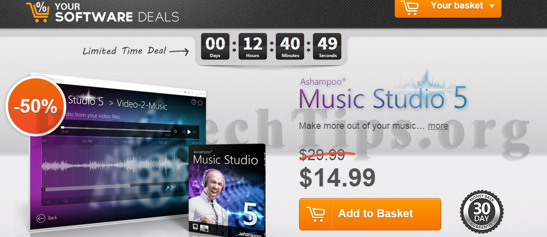 Get rid of Your Software Deals