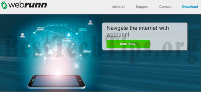 Get rid of Webrunn