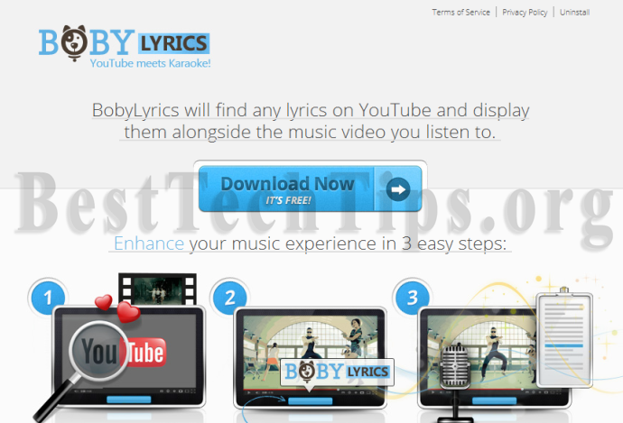 Get rid of Boby Lyrics