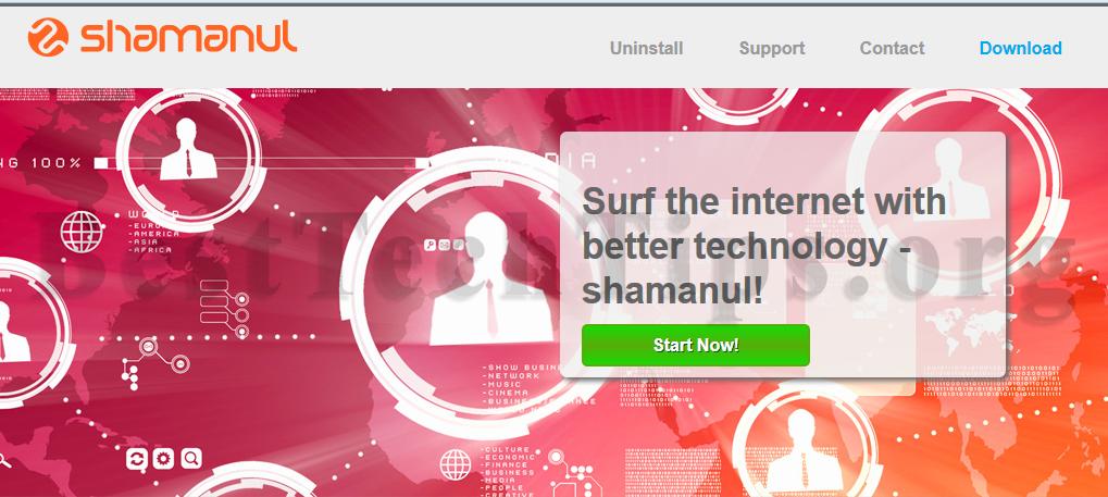 Get rid of Shamanul