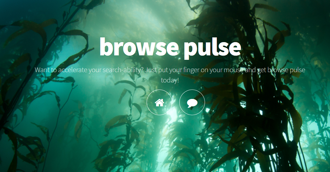 Get rid of Browse Pulse