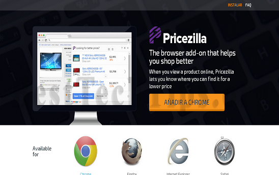 Get rid of Pricezilla