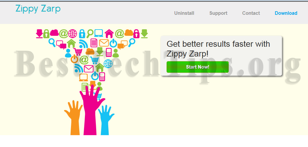 Get rid of Zippy Zarp