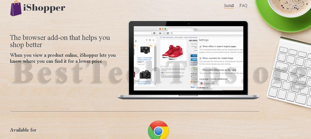 Get rid of iShopper