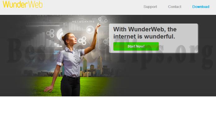 Get rid of WunderWeb